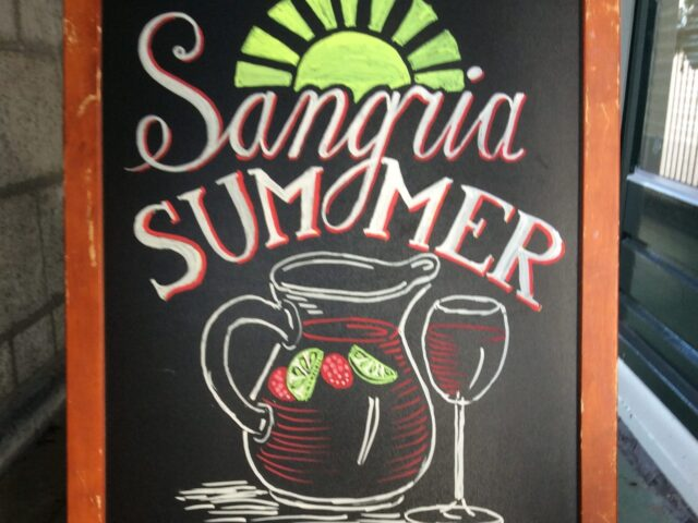 Sangria Summer